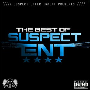 Best of Suspect ENT Albumcover