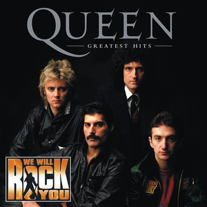 Greatest Hits: We Will Rock You album
