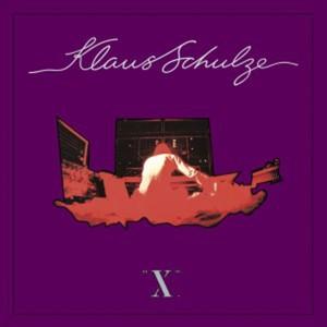 X Albumcover