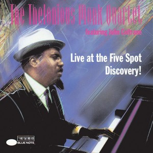 Live At The Five Spot / Discovery! Albumcover