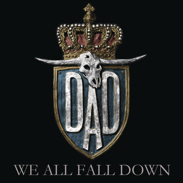 we all fall down by d a d on spotify