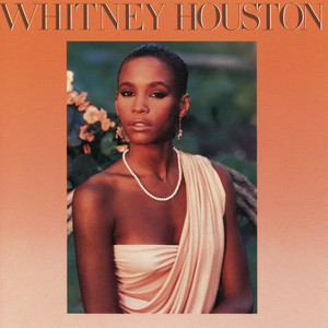 Whitney Houston Albumcover