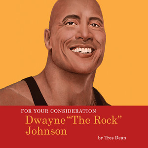 For Your Consideration: Dwayne The Rock Johnson (Unabridged) Audiobook