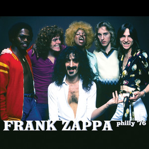Frank Zappa Dirty Love cover