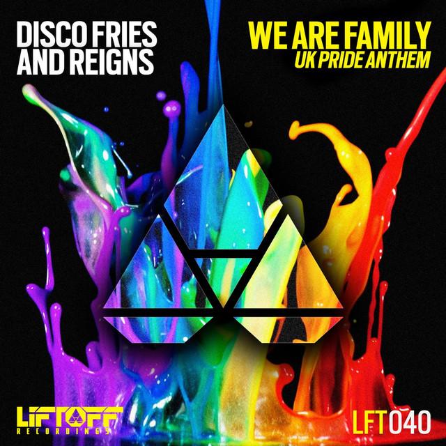 We Are Family (Uk Pride Anthem)