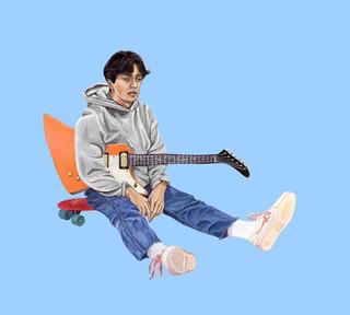 Album cover for boy pablo by boy pablo