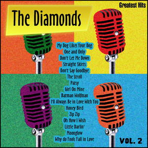 Greatest Hits: The Diamonds Vol. 2 album