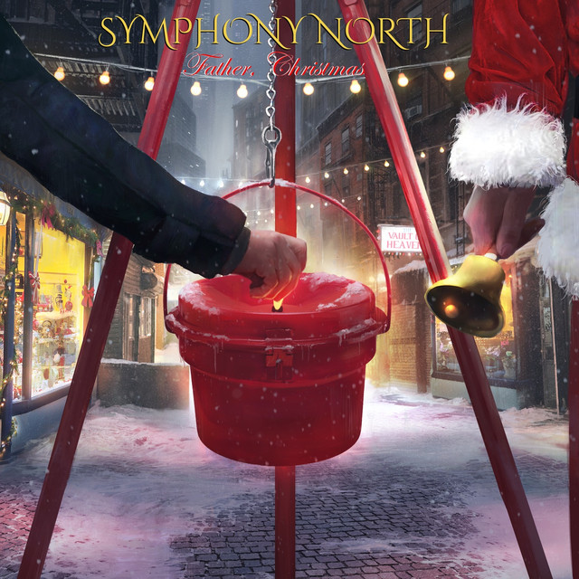 Album cover for Father, Christmas by Symphony North
