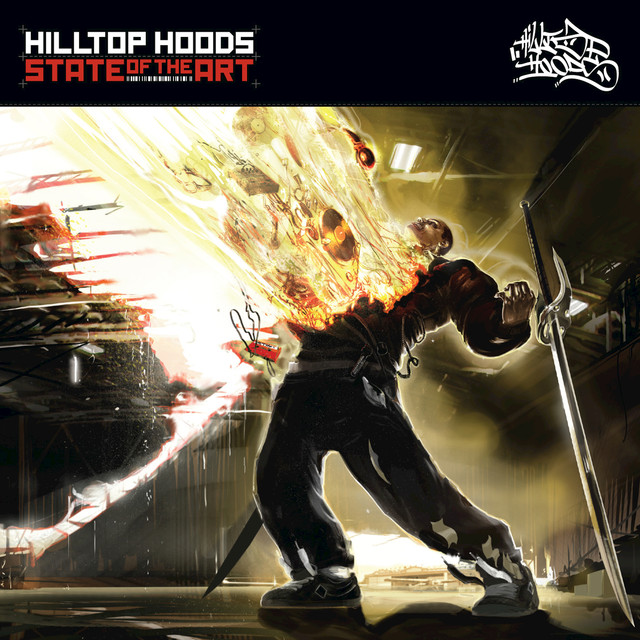 Album cover for State Of The Art by Hilltop Hoods