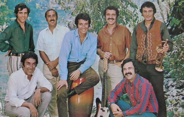 Herb Alpert & The Tijuana Brass, Herb Alpert The Shadow of Your Smile cover