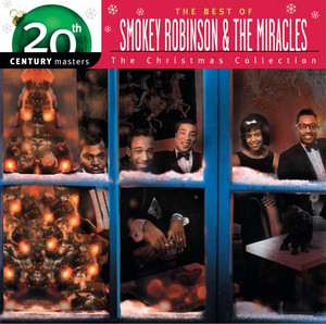 Smokey Robinson It's Christmas Time cover