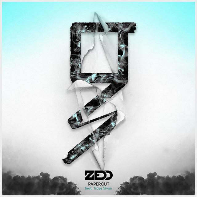 Zedd, Grey Papercut (Grey Remix) album cover