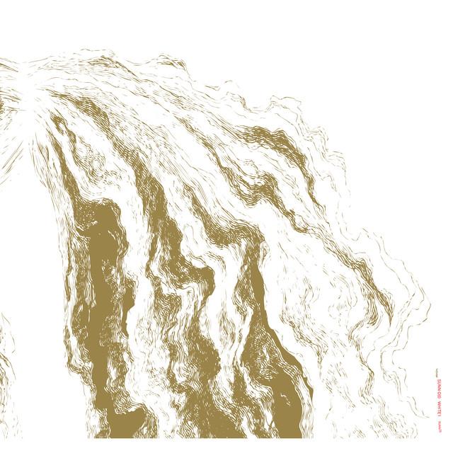 Album cover for White1 by Sunn 0)))