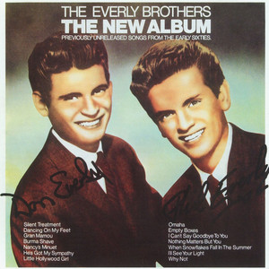 The Everly Brothers He's Got My Sympathy cover