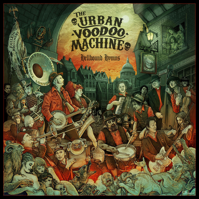 The Urban Voodoo Machine tickets and 2018 tour dates