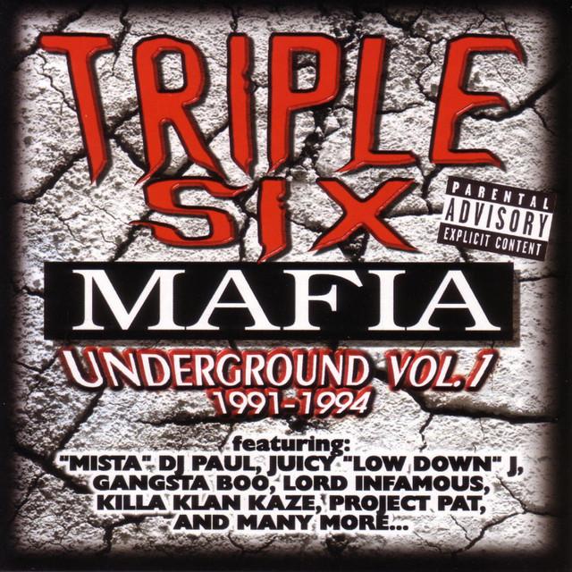 Getting fucked up three 6 mafia