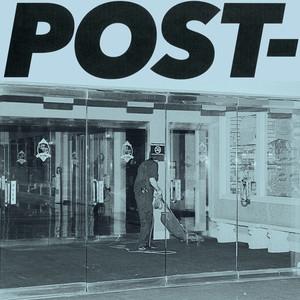 Album cover for Post by Jeff Rosenstock