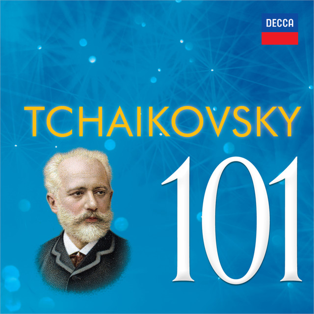 101 Tchaikovsky Albumcover