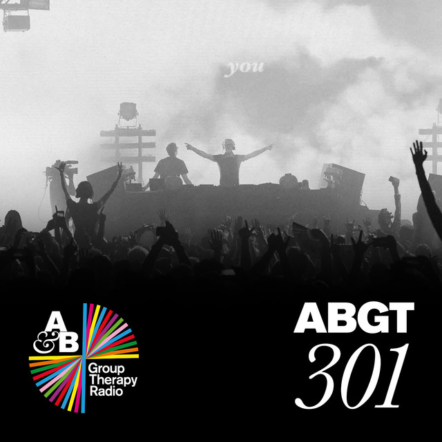 Album cover for Group Therapy 301 by Above & Beyond
