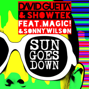 Sun Goes Down (feat. MAGIC! & Sonny Wilson) Albumcover