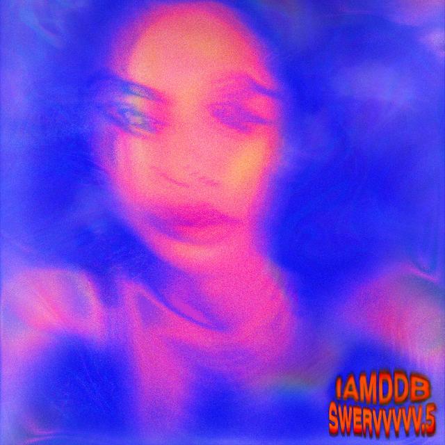 Album cover for Swervvvvv.5 by IAMDDB