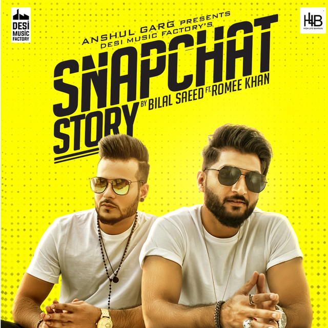 Key & BPM for Snapchat Story by Bilal Saeed, Romee Khan