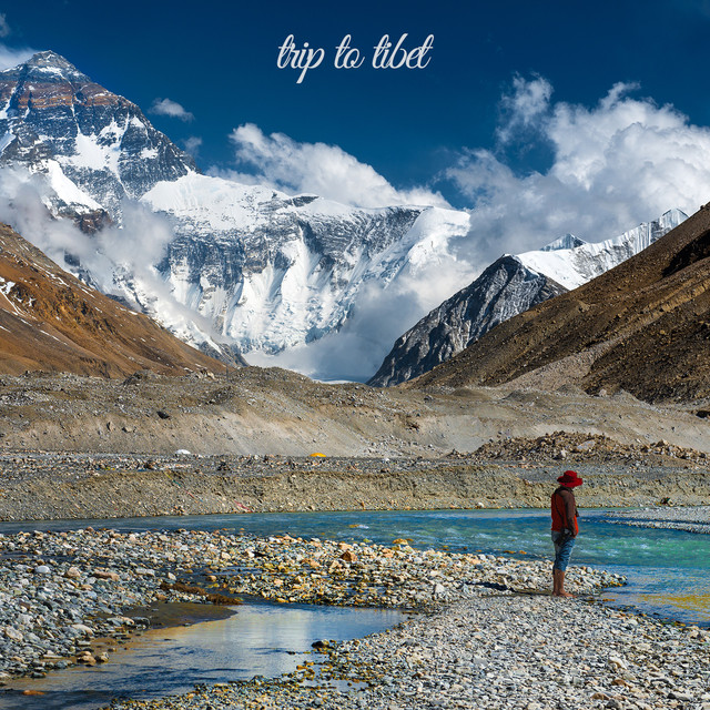 Trip to Tibet Albumcover