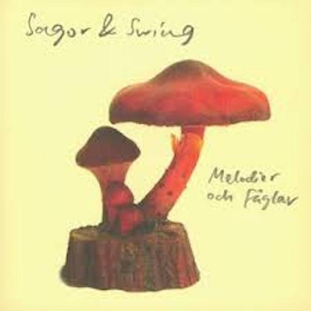 Skivomslag för Sagor & Swing: Melodier Och Fåglar
