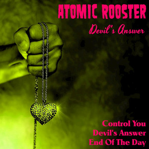 Atomic Rooster Breakthrough cover