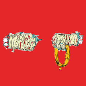Meow the Jewels Albumcover