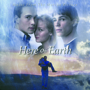 Here On Earth - Music From The Motion Picture Albumcover