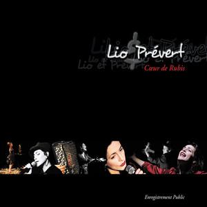 Coeur de Rubis (Lio chante Prévert) album