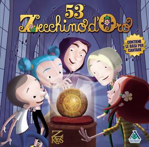 53° Zecchino D'Oro Albumcover