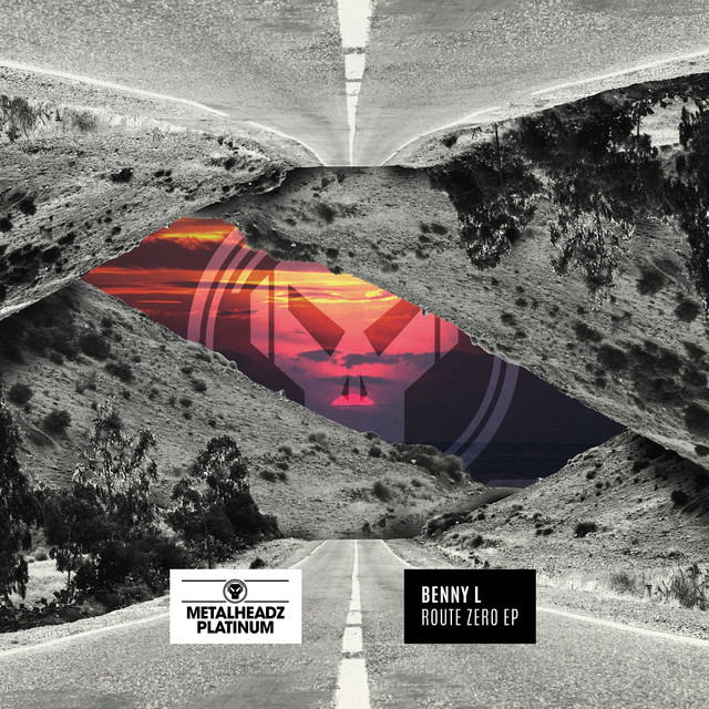 Album cover for Route Zero - EP by Benny L