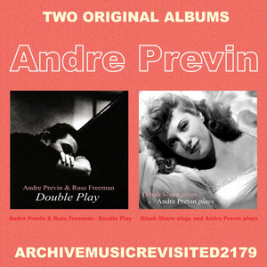 Double Play & Dinah Sings and Previn Plays album