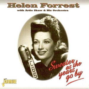 Helen Forrest, Artie Shaw I Didn't Know What Time It Was cover