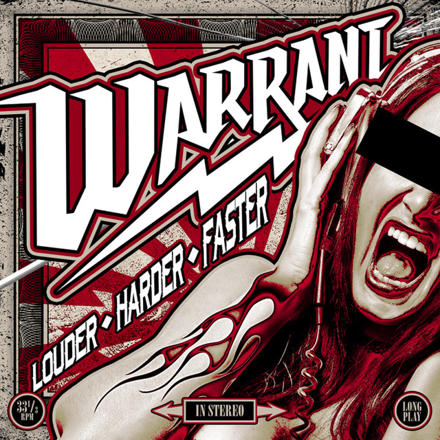 Warrant Only Broken Heart album cover