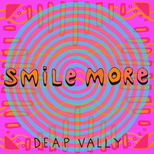 Deap Vally Smile More cover