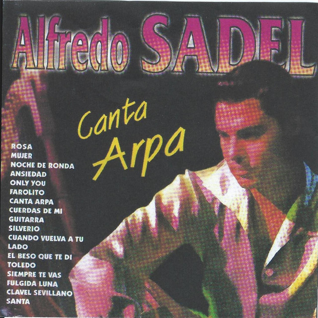 Canta arpa by alfredo sadel on spotify for Amazon canta tu alex e co