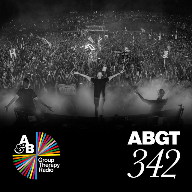 Album cover for Group Therapy 342 by Above & Beyond