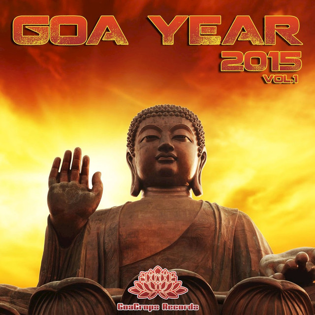 Goa Year 2015, Vol. 1 Albumcover