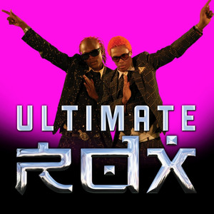 Ultimate RDX Albumcover