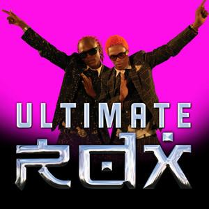 Ultimate RDX Albumcover