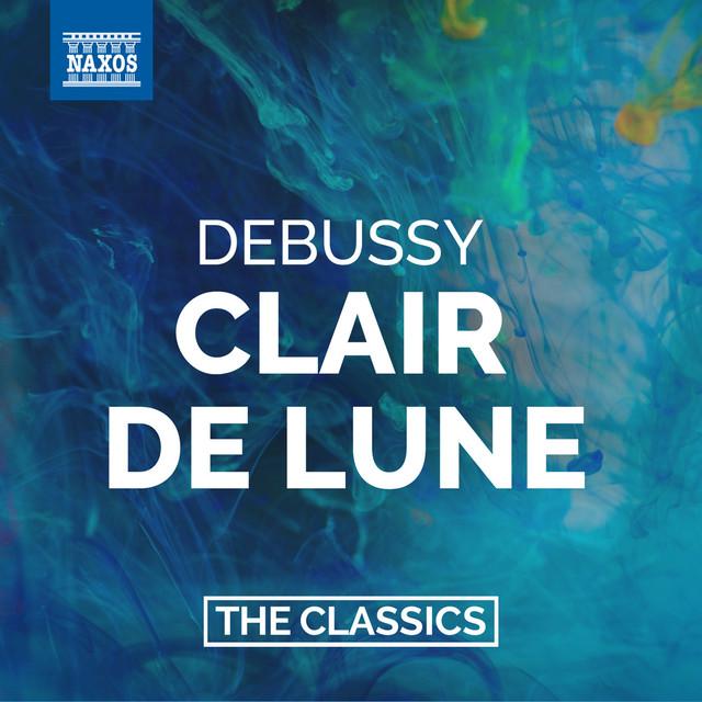 Debussy: Clair de lune Albumcover