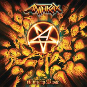 Anthrax The Devil You Know cover