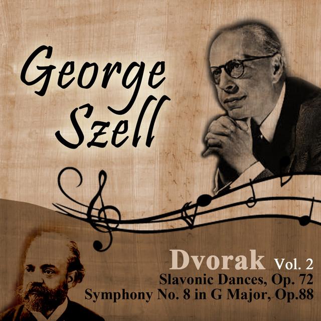 Dvorak, Vol. 2: Slavonic Dances, Op. 72 - Symphony No. 8 in G Major, Op.88 Albumcover