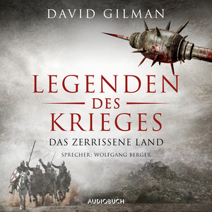 Das zerrissene Land - Legenden des Krieges 5 (Gekürzt) Hörbuch kostenlos