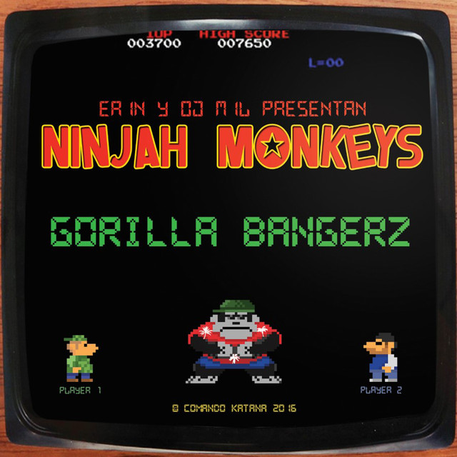 Gorilla Bangerz