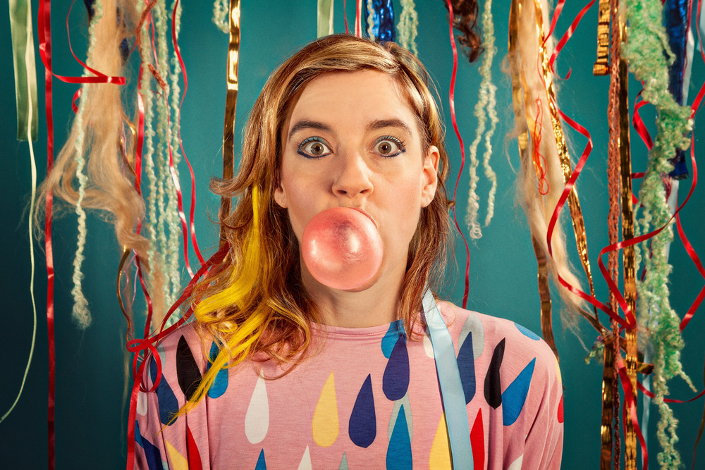Album cover for Nikki Nakk by tUnE-yArDs