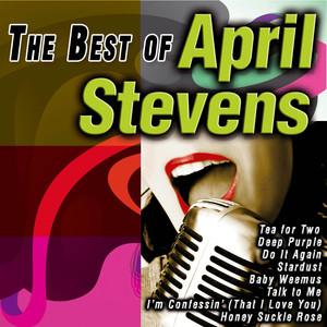 The Best of April Stevens album